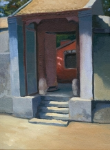 <h5>Hutong Doorway</h5>